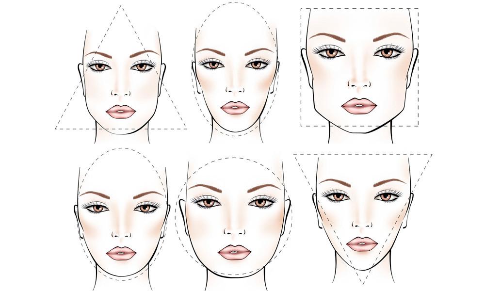 Taglio capelli per forma del viso