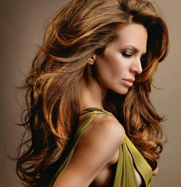 Taglio effetto extension capelli