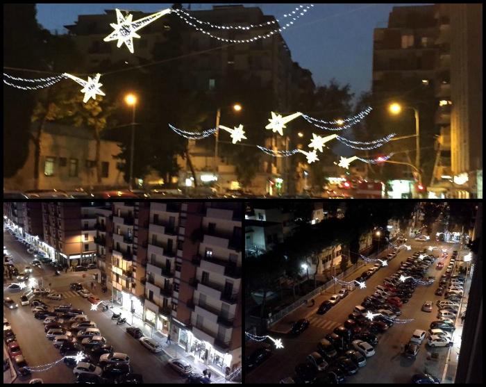 Notte Bianca Via Lembo (Bari)