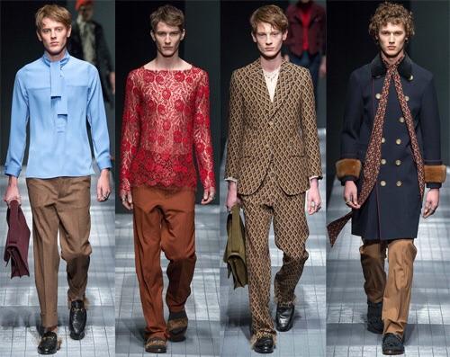 Fashion Week look uomo 2015