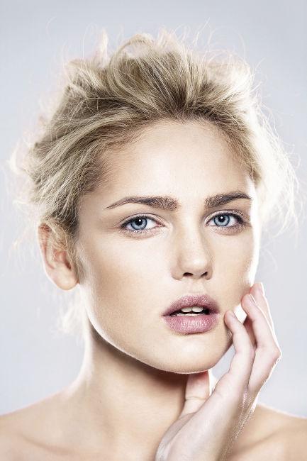make-up semplice