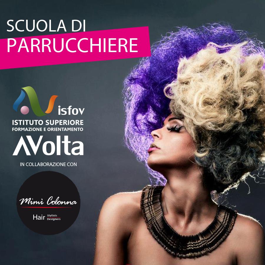 Academy & Scuola di Parrucchieri Bari - Mimì Colonna