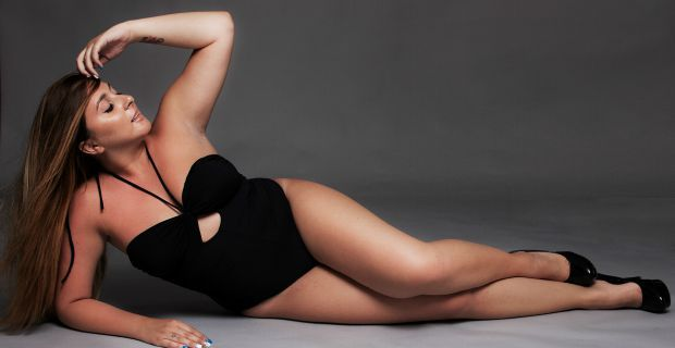 Alice Pasti curvy model