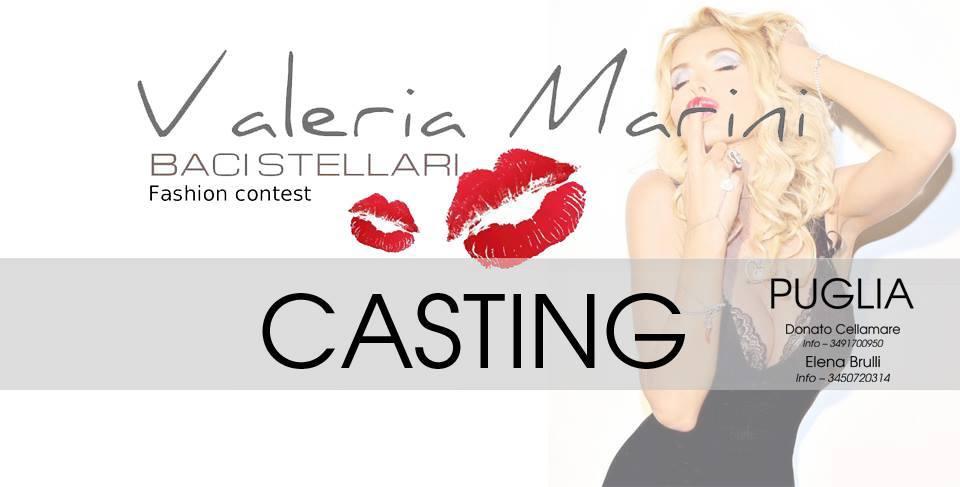 Baci Stellari, il Fashion Contest nazionale di Valeria Marini