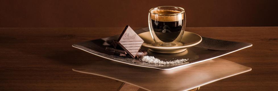 caffè e cioccolato