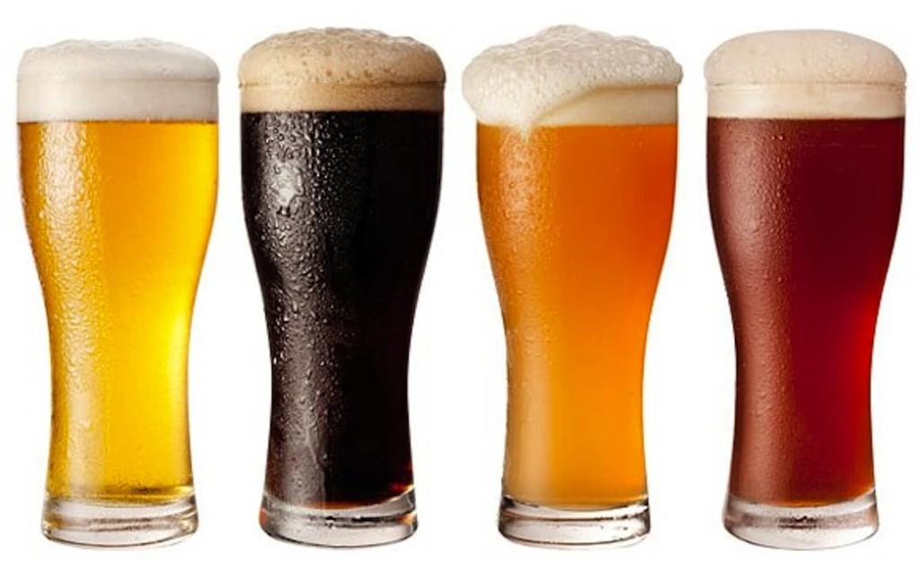 tutti i tipi di birra