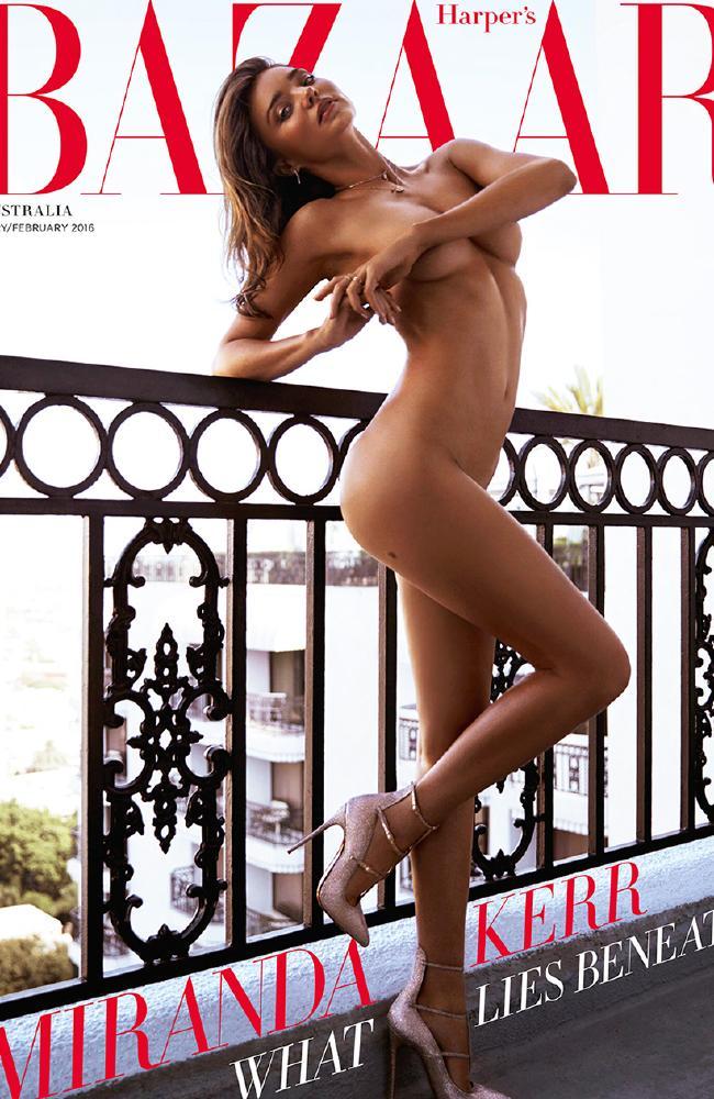 Miranda Kerr - Bazaar
