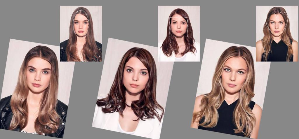 contouring viso e capelli