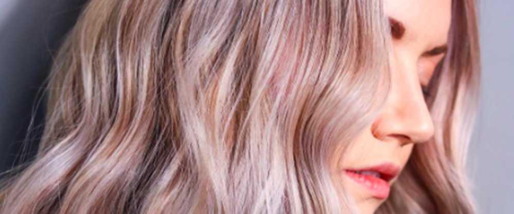 Colore in casa? NO, è meglio usare uno spray capelli MAGIC RE-TOUCH